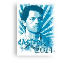 Castiel 2014 - Redeemer of Heaven Canvas Print