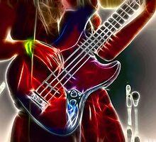 She Rocks The Bass! by shutterbug2010