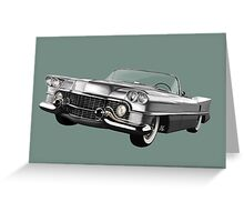 Increase The Gears Of Your Style! Greeting Card