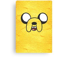 Adventure Time - Woolly Jake Canvas Print