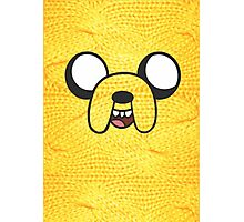 Adventure Time - Woolly Jake Photographic Print