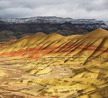 Painted Hills by Ryan DesJardins