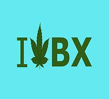 I Love BX by Ganjastan