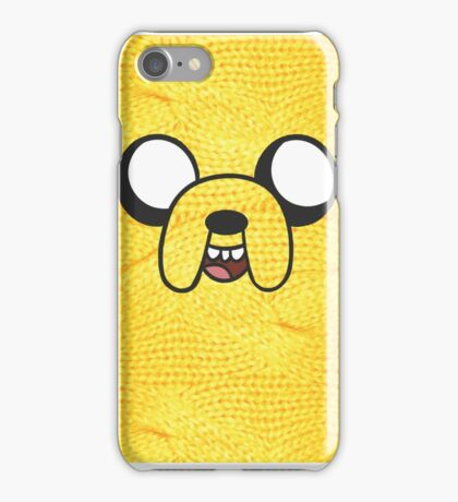 Adventure Time - Woolly Jake iPhone Case/Skin