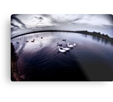 Patriot Lake Metal Print