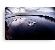 Patriot Lake Canvas Print