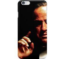 GODFATHER iPhone Case/Skin