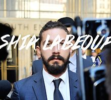 Shia Labeouf Paparazzi Color by Gregory Wilson