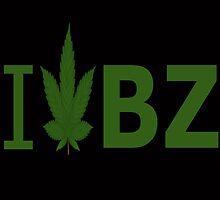 I Love BZ by Ganjastan