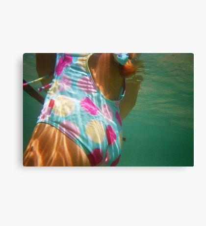 Ocean Pool # 1 Canvas Print