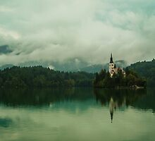Lake Bled by Michelle McConnell