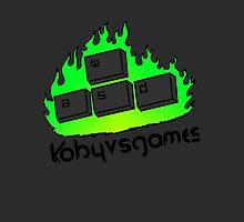 KobyVSgames Logo! by KobyTheHedgehog