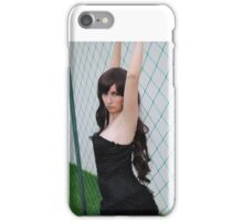 Black Corset 4 iPhone Case/Skin