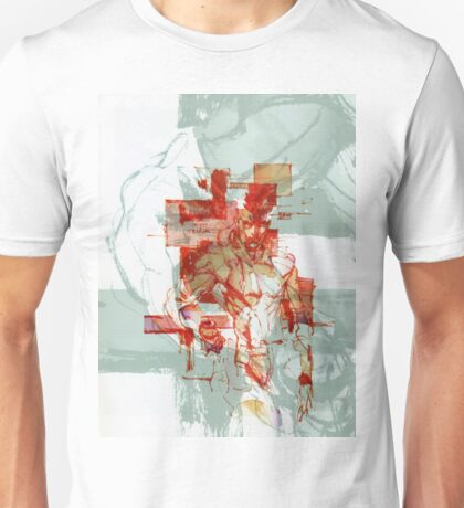 Metal Gear Solid - Tactical Espionage Action Unisex T-Shirt