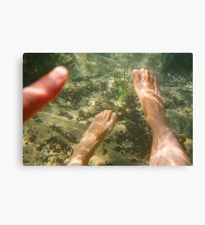 Ocean Pool # 2 Canvas Print
