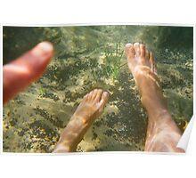 Ocean Pool # 2 Poster