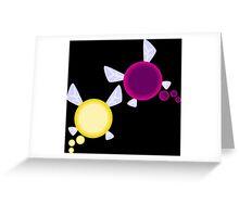 Tatl Tael Greeting Card