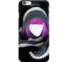 THE WARMTH OF A BLANK FACE -EXPRESSIONLESS-PILLOW,TOTE BAG,CARDS,PICTURES, CUPS ECT.. iPhone Case/Skin