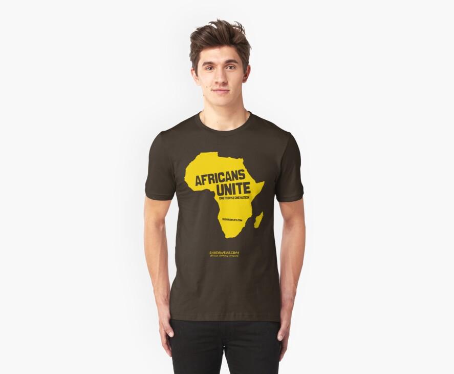 Africans unite by kaysha