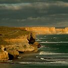 Port Campbell,Great Ocean Road by Joe Mortelliti