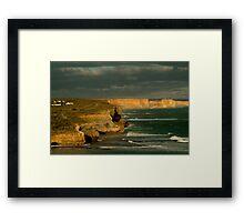 Port Campbell,Great Ocean Road Framed Print