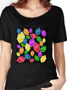 rupees Women's Relaxed Fit T-Shirt