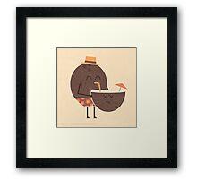 Cannibal Framed Print