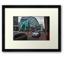 The Waspish Lloyds Bank Building London UK Framed Print