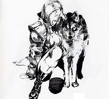 Sniper Wolf by slak450