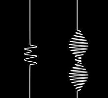 AM Frequencies: Arctic Monkeys AM Leggings by aFiendishThingy
