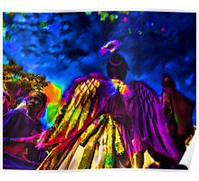 Port-au-Prince - An Angel Appears Poster
