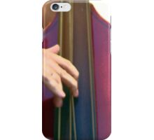 Pluck those strings iPhone Case/Skin