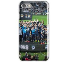 Melbourne Victory - Champions iPhone Case/Skin