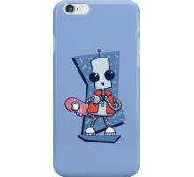 Ned the Time Traveller (1985) iPhone Case/Skin