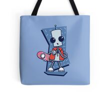 Ned the Time Traveller (1985) Tote Bag