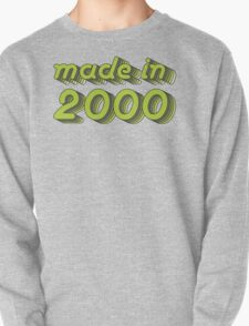 Made in 2000 (Green&Grey) T-Shirt