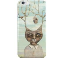 Bird Houses iPhone Case/Skin