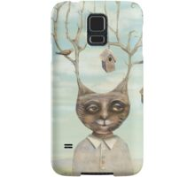 Bird Houses Samsung Galaxy Case/Skin