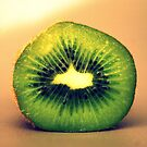 Kiwi Fruit by S S
