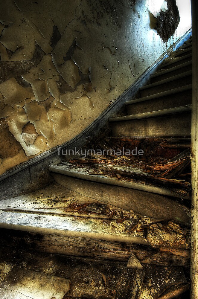 *mind your step* by funkymarmalade