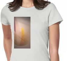 Calla Lily Womens Fitted T-Shirt
