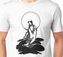 Moon Buddha Unisex T-Shirt