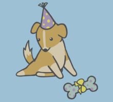 Birthday Pup Kids Clothes