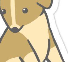 Birthday Pup Sticker