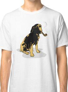 The Smoking Dog Classic T-Shirt