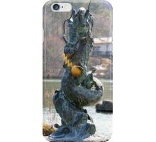 Dragon Statue iPhone Case/Skin