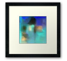 In another moment - REVERSI Framed Print