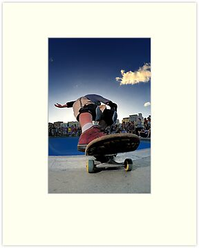 Scott Springer #2 - Bondi 2010 by Bill Fonseca