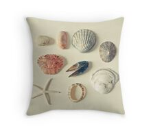 From the Sea Throw Pillow