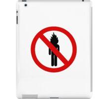 LA FLAME iPad Case/Skin